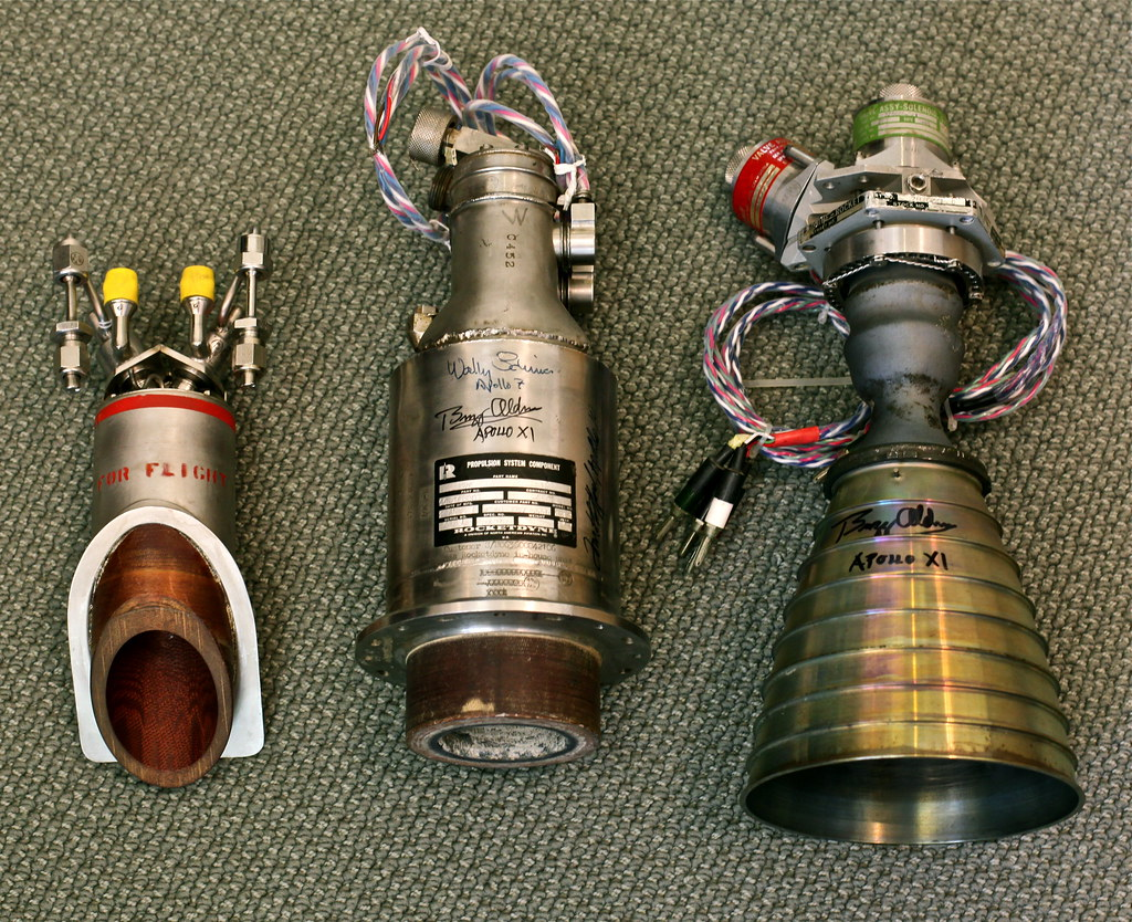 Model Rocket Engines