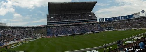 Estadio Cuauhtemoc -  Puebla - México