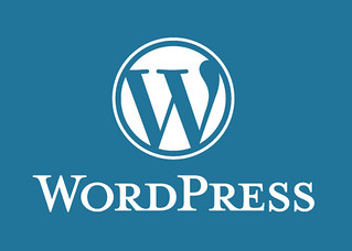 WordPress Logo | by Phil Oakley