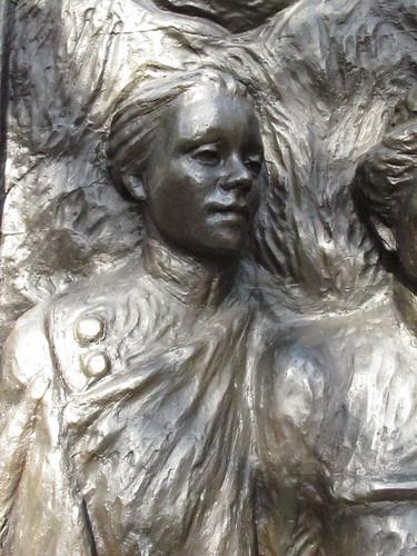 Meri Te Tai Mangakahia - Kate Sheppard National Memorial