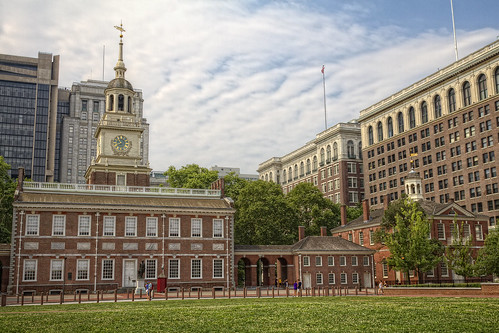 Independence Hall | by IceNineJon