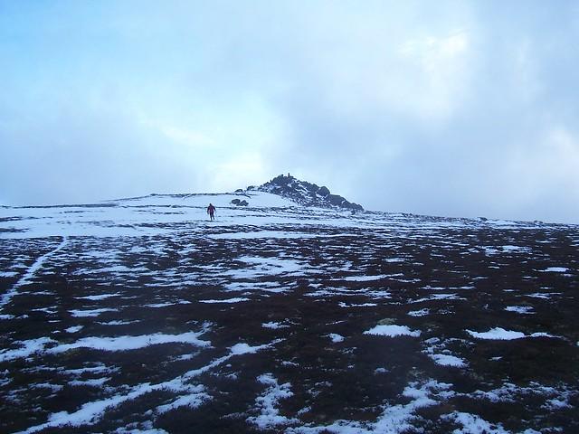 The Buck of Cabrach, Aberdenshire, Jan 2009