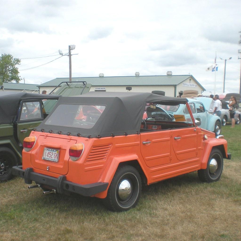 Albuquerque Volkswagen: The Volkswagen Type 181 Off-road Vehicle