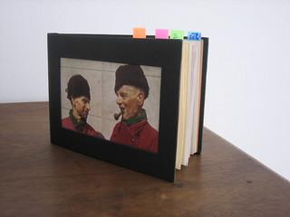 Little travel notebook