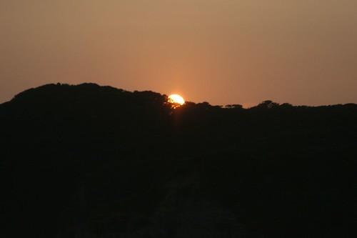 sunset sky mountain japan geotagged chiba 日本 bungalow 千葉県 yotsuba 千葉 ubara mrhayata geo:lat=351351364 geo:lon=1402767664