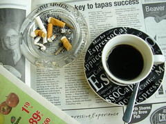 Coffee and cigarettes | by baam62