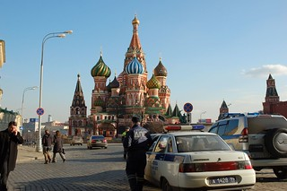 St. Basil's Cathedral | by Rich Moffitt