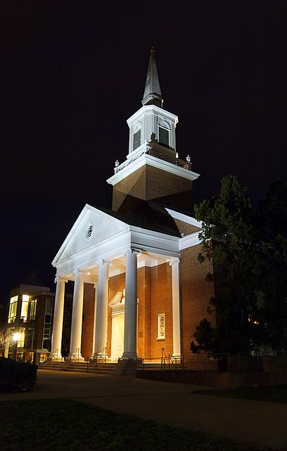 Baker Memorial Chapel