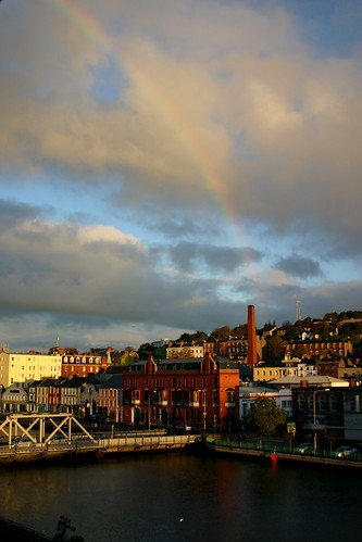 ireland rainbow cork riverlee