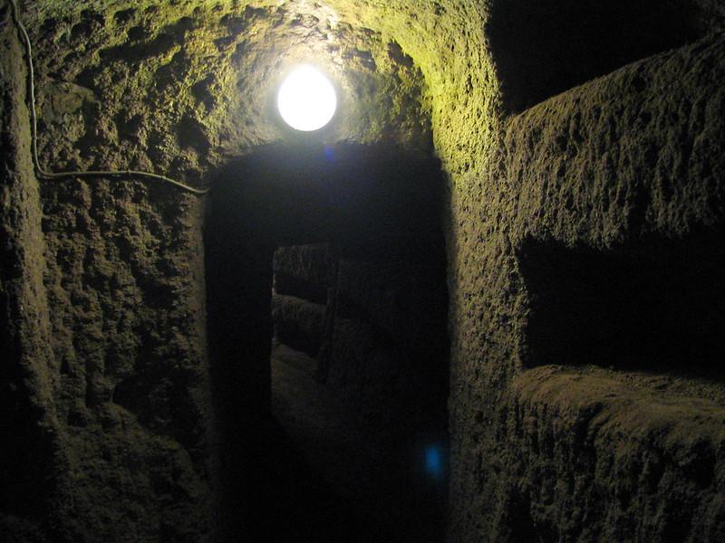 IMG_2967 Catacombs, San Sebastiano
