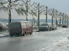Tormenta de hielo.  Versión europea   by eseprimo