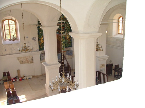 Synagogue of Bobowa, Poland | by Emmanuel Dyan