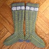 finished norwegian stockings 6 by guessica