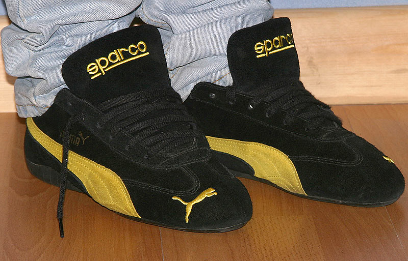 Puma/Sparco Speed Cat | As they used to be with Sparco writt… | Flickr