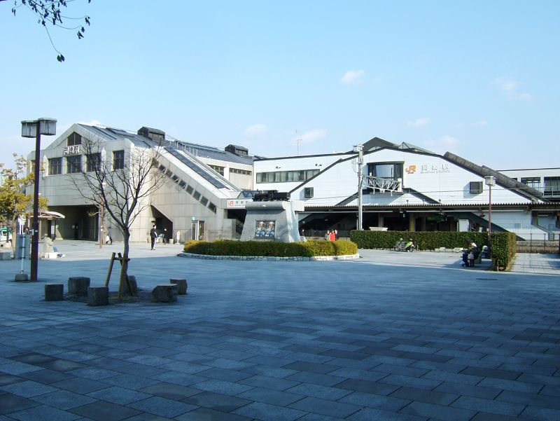 Okazaki JR Station