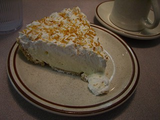 Coconut Cream Pie (Golden Nugget)   by Kim Scarborough