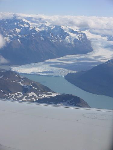 perito moreno glacier for the air   by Paul Keller