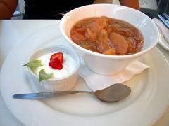 Rhubarb Apple Compote - Mango Jam, Port Douglas | by avlxyz