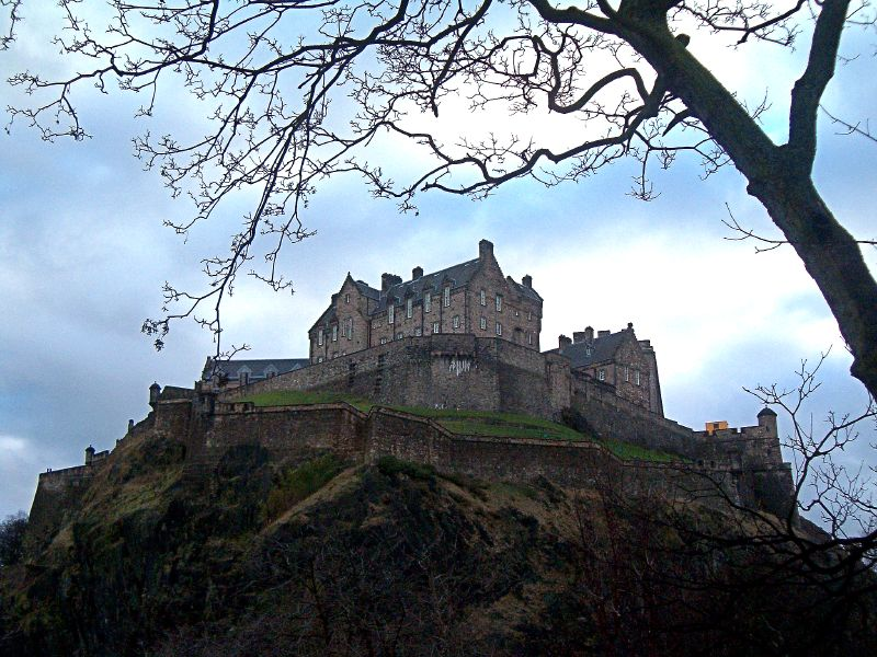 Edinburgh Castle - Il castello di Edimburgo