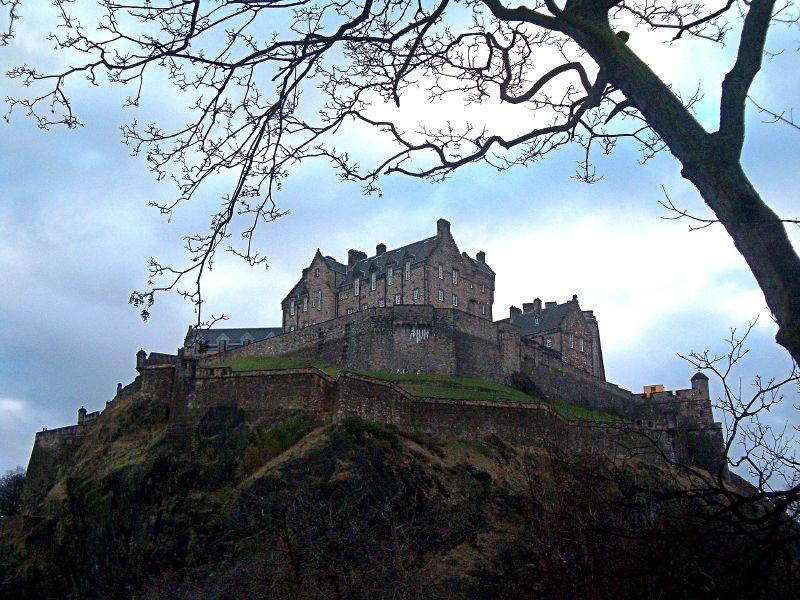 Edinburgh Castle - Il castello di Edimburgo