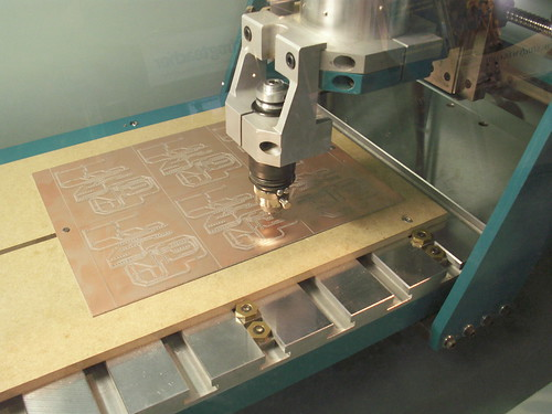 PCB Router | by Stuart Yeates