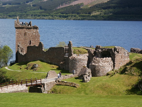 Urquhart Castle | by Assaulted Peanut