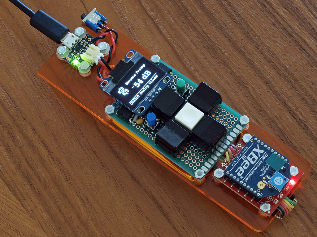 DIY: Arduino-based Handheld Remote Control, with Li-Po Bat… | Flickr