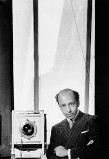 Yousuf Karsh, self-portrait / Autoportrait de Yousuf Karsh | by BiblioArchives / LibraryArchives