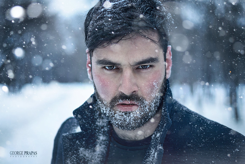 Winter Portrait | Steliqn Popov