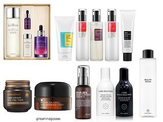 Korean Skincare Wishlist   by <Nikki P.>