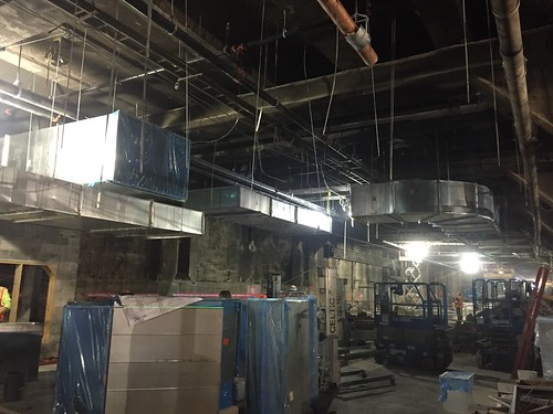 CM014B - Installation of Ductwork at Mechanical Room A3114 (12-28-2016) | by MTA C&D - EAST SIDE ACCESS