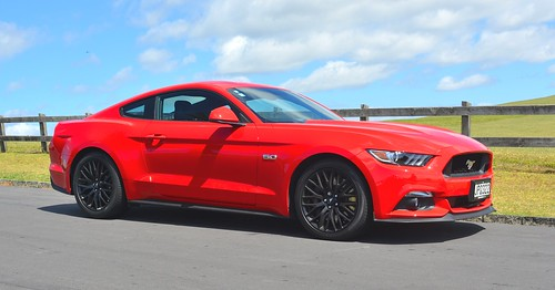 2016 Ford Mustang 5.0L Fastback 5.0 | by GPS 56