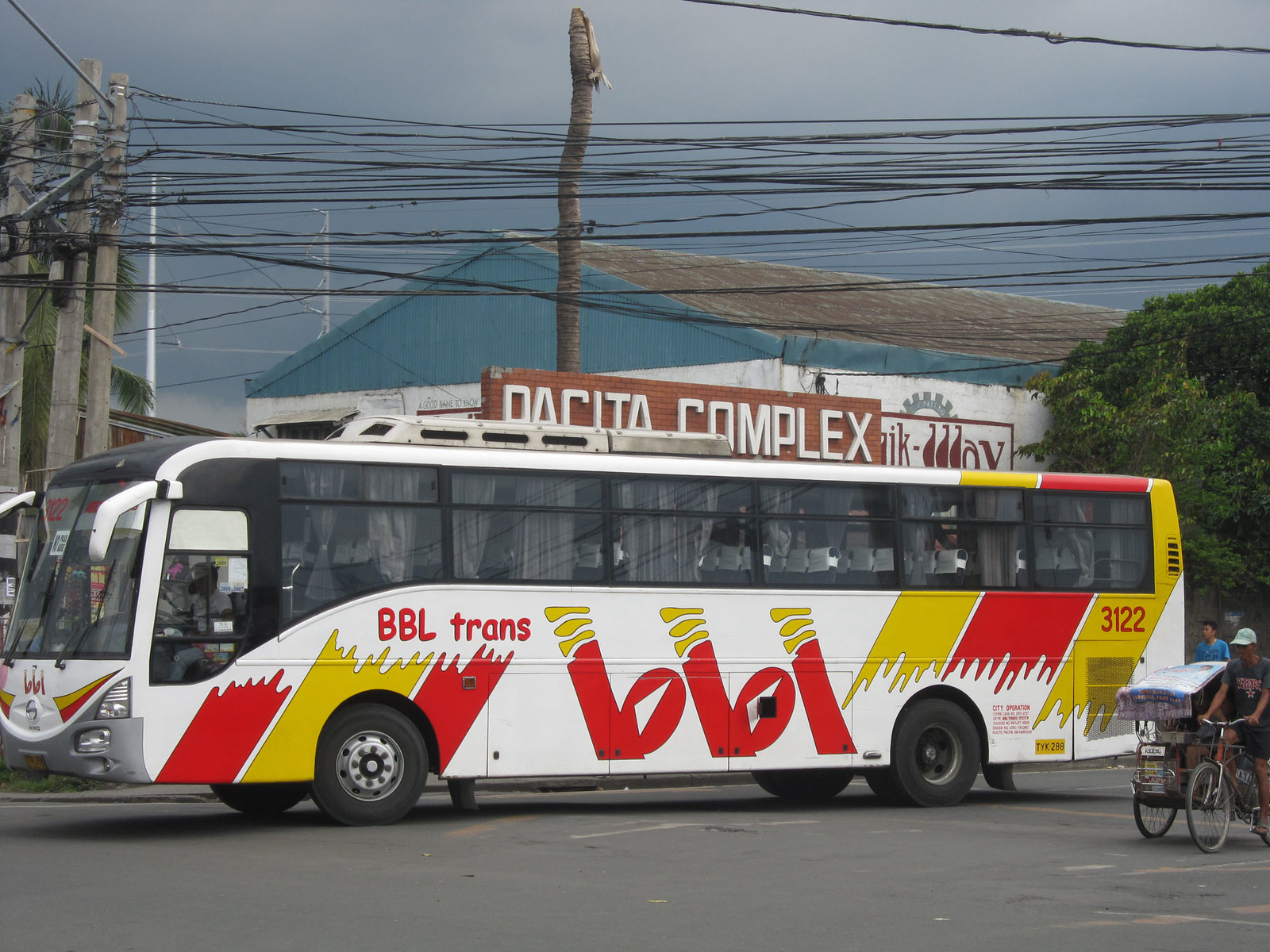 BBL Trans 3122