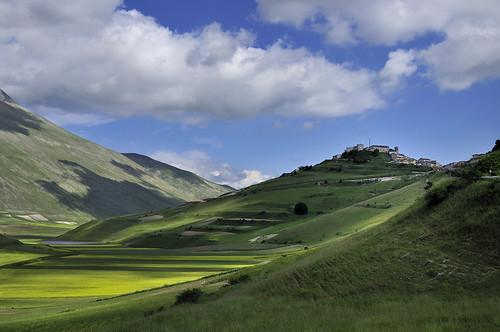 Castelluccio di Norcia   by GenovaGerry