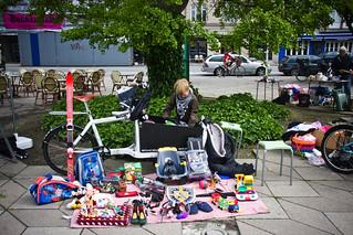 Flea Market Felixs Shop | by Mikael Colville-Andersen