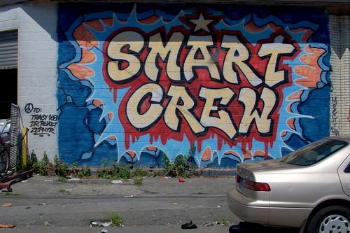Smart Crew Wild Style!   by break.things