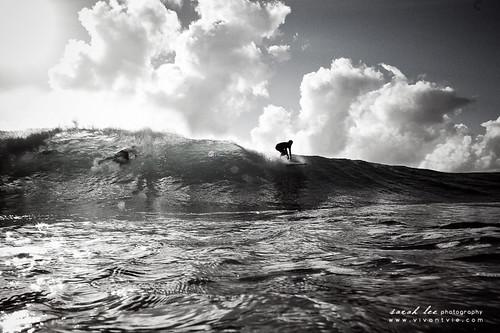ocean morning bw water sunrise hawaii surf surfer wave surfing bigisland hilo sup canon1022 sarahlee honolii ewamarine legothenego standuppaddle canon7d vivantvie