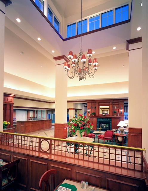 Hilton Garden Inn Madison West Middleton Lobby Klenz78 Flickr