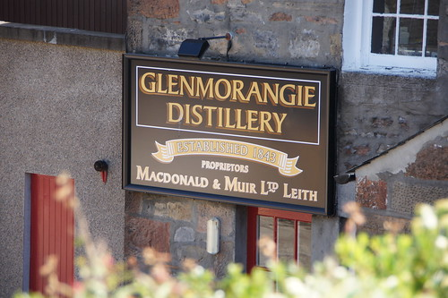 glenmorangie distillery | by twicepix