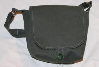 The Subtle Linen Bag.... | by unplain-Jane