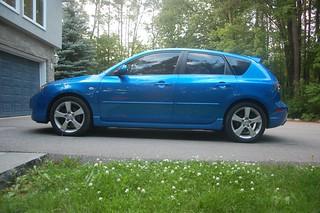 Mazda3 side   by Joel Emberson