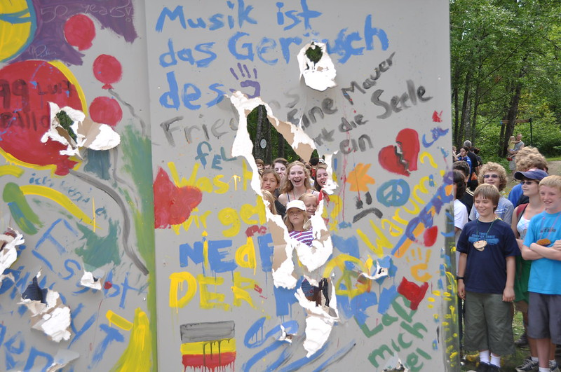 Waldseefest 2010 - Tearing Down Walls