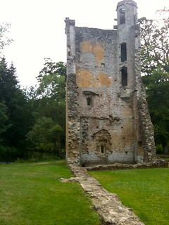 Minster Lovell Hall   by Tip Tours