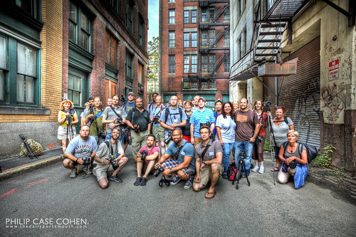 The Boston Group | Scott Kelby's 3rd Annual Worldwide Photo Walk by Philip Case Cohen