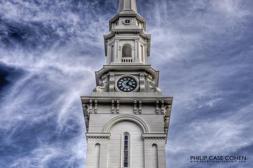 Clocktower by Philip Case Cohen