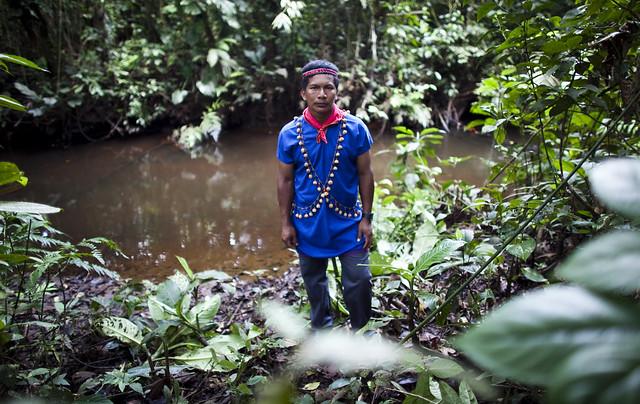 indigenous people ecuador