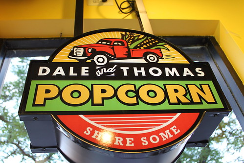 Dale & Thomas Popcorn - Purple Spoon | by MiraUncutBlog