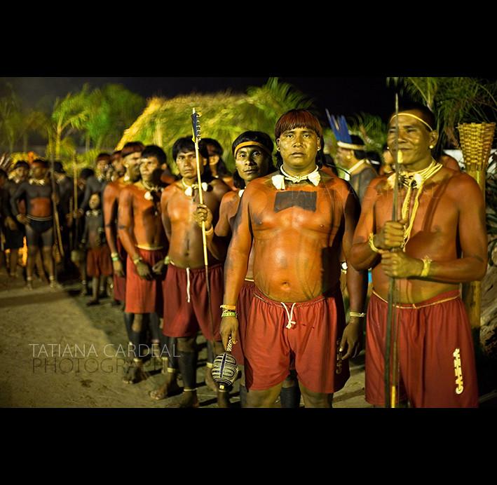 Xavante People, Brazil
