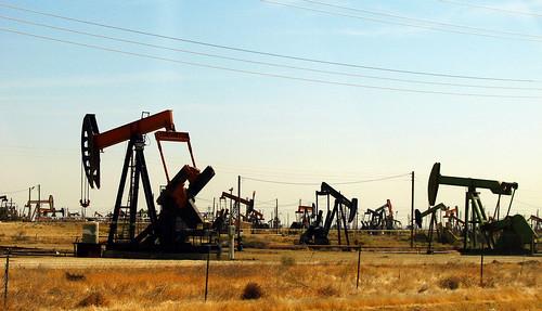 California - Oil Pumps   by CGP Grey