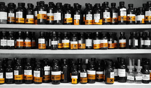 I Heart Small Bottles of Chemicals | by CGP Grey